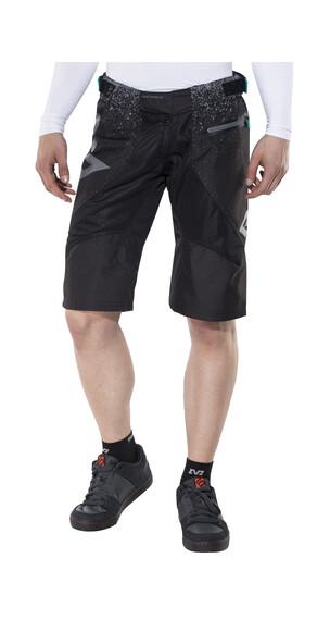 Race Face Ruxton Spodnie rowerowe szary/czarny